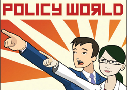 policy world cover