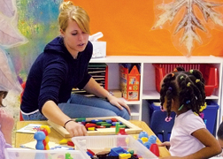 Study Finds Good Preschools Prevent Problems for Low-Income Kids