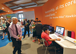 MetaMedia Center Features FUSE for Teen Learning