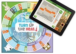 Turn up the Heat board game