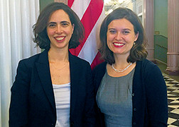 Two SESP Graduates at National Security Council