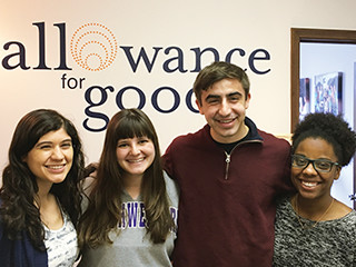 Civic Engagement Students Win $10,000 Grant