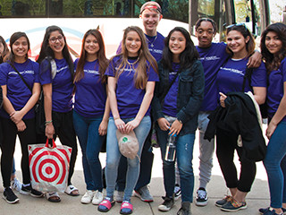 Northwestern Academy Students Visit Colleges