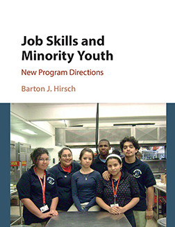 Bart Hirsch's New Book Helps Minority Youth Find Jobs