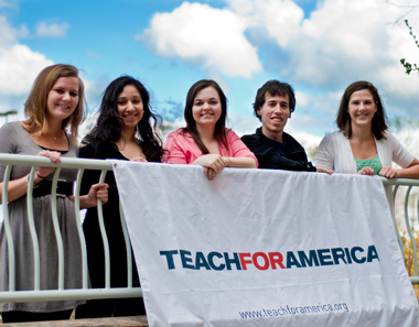 why teach for america essay Read this essay on teach for america come browse our large digital warehouse of free sample essays get the knowledge you need in order to pass your classes and more.