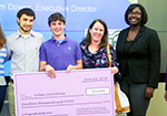 Philanthropy Class Donates $50,000 to Local Nonprofits