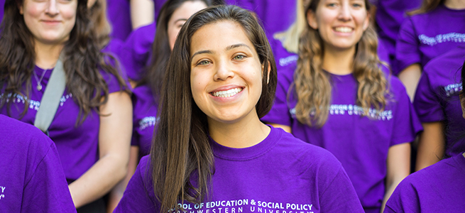 SESP Welcomes New Students, Faculty