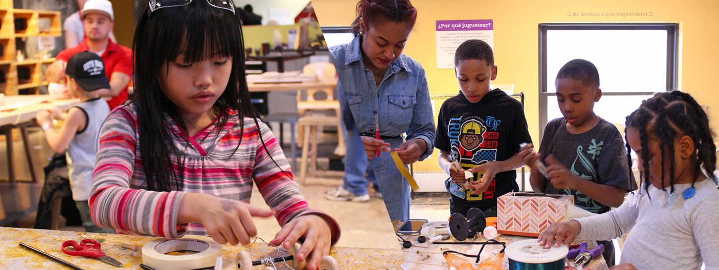Inquiry: Leading Learning: Museums, The Maker Movement and More