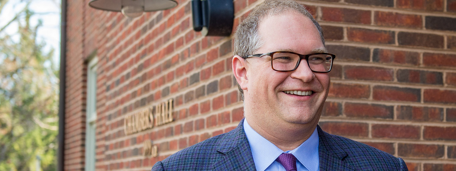 Figlio Named Dean of School of Education and Social Policy