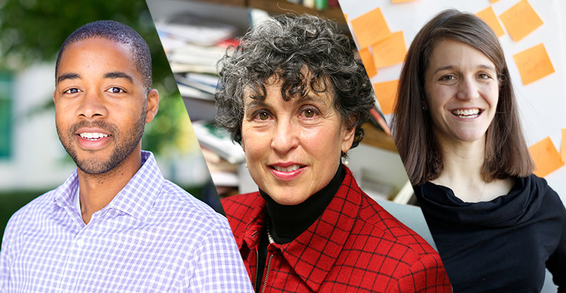 Three Faculty Members Receive Diversity Grants