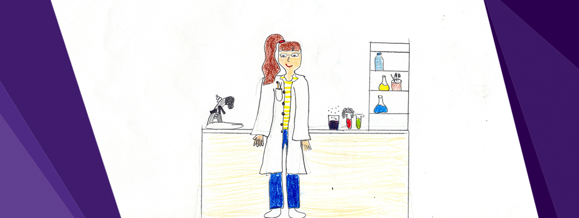 U.S. Children Now Draw Female Scientists More Than Ever