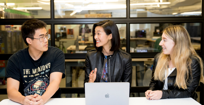 Alumna Claire Lew: CEO of Know Your Company