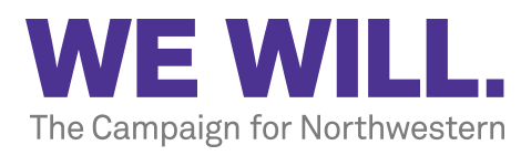 We Will the campaign for Northwestern