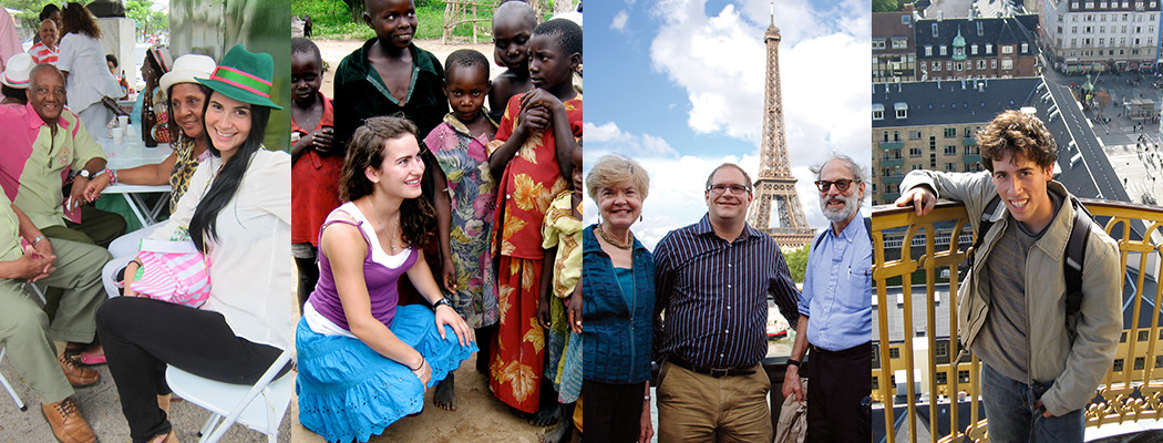 Going Global SESP students and faculty making a difference globally