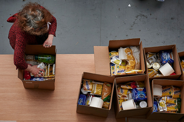 COVID Impacts Leave More Families Hungry