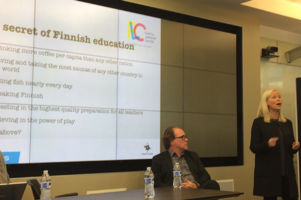 Finnish Educators Call Fuse An 'Inspiration'