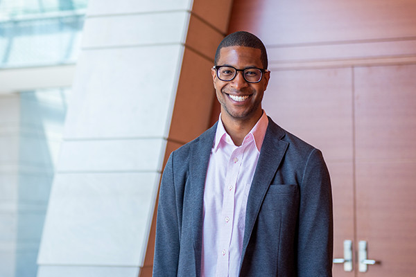 Mesmin Destin Wins Early Career Award