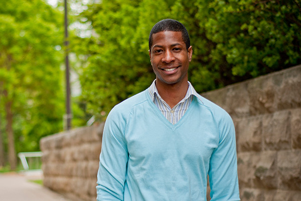 Mesmin Destin in <em>Boston Globe</em>: Students Who See Path to College Work Harder